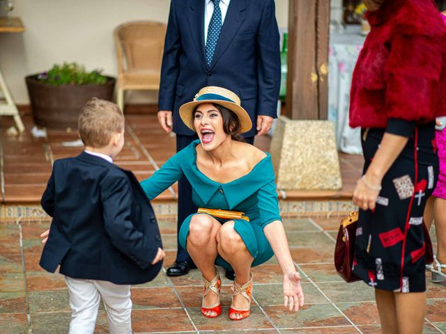 La boda de Pedro y Nuria en Cañamero, Cáceres 75