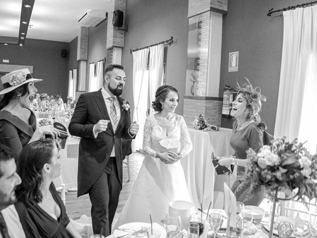 La boda de Pedro y Nuria en Cañamero, Cáceres 78