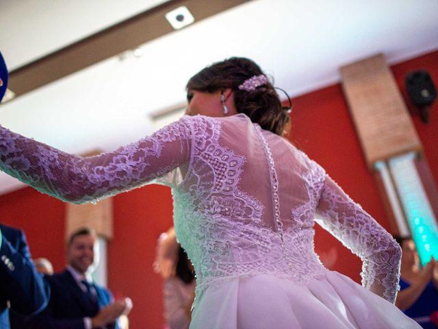 La boda de Pedro y Nuria en Guadalupe, Cáceres 80