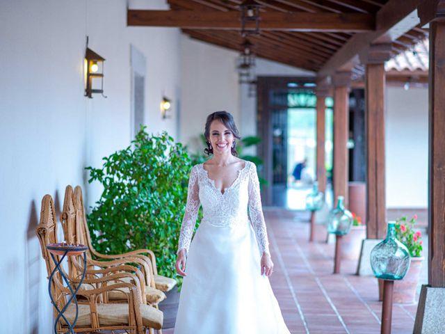 La boda de Pedro y Nuria en Guadalupe, Cáceres 84