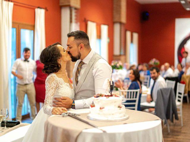 La boda de Pedro y Nuria en Guadalupe, Cáceres 87