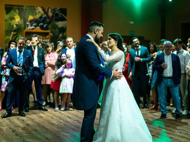 La boda de Pedro y Nuria en Guadalupe, Cáceres 92