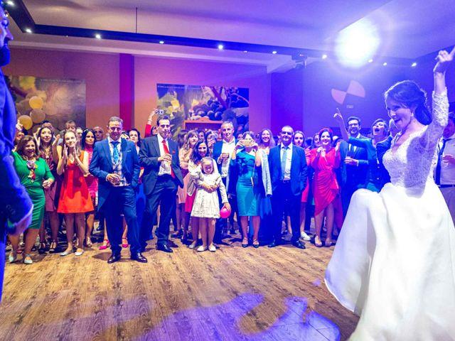 La boda de Pedro y Nuria en Cañamero, Cáceres 95