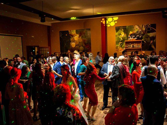 La boda de Pedro y Nuria en Guadalupe, Cáceres 96