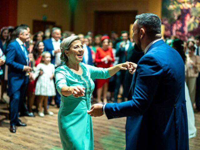 La boda de Pedro y Nuria en Guadalupe, Cáceres 100