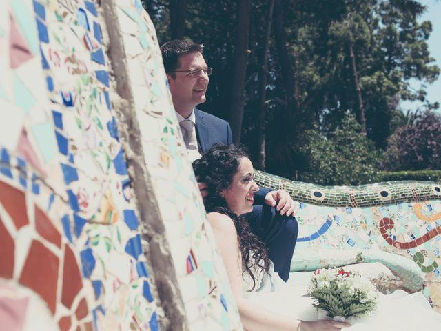 La boda de Ernesto y Cristina en Montbrio Del Camp, Tarragona 8