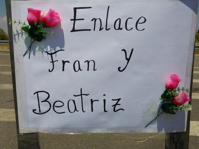 La boda de Beatriz y Fran en Guadalajara, Guadalajara 1