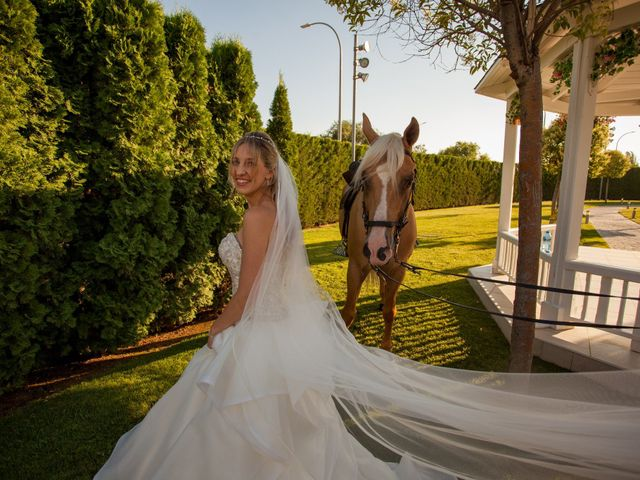 La boda de Beatriz y Fran en Guadalajara, Guadalajara 6