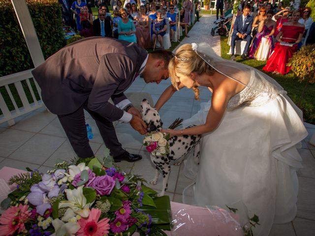 La boda de Beatriz y Fran en Guadalajara, Guadalajara 11
