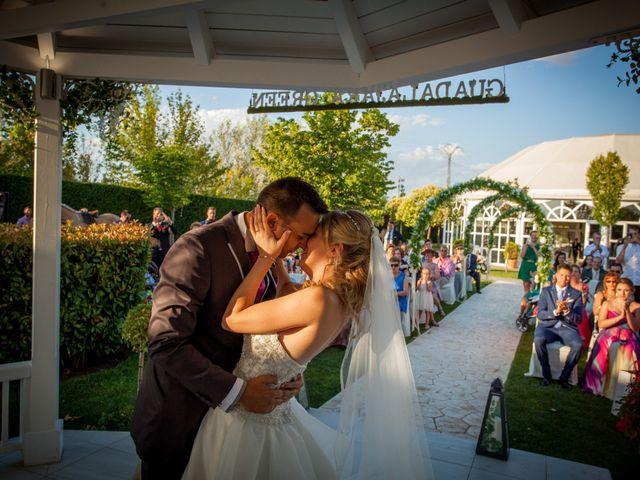 La boda de Beatriz y Fran en Guadalajara, Guadalajara 14
