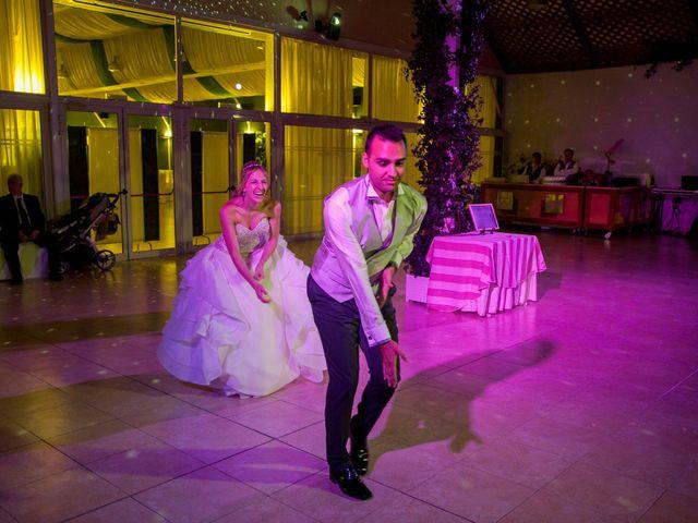 La boda de Beatriz y Fran en Guadalajara, Guadalajara 32