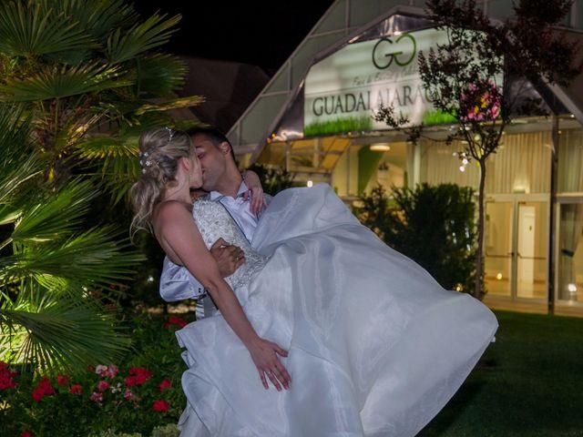 La boda de Beatriz y Fran en Guadalajara, Guadalajara 35