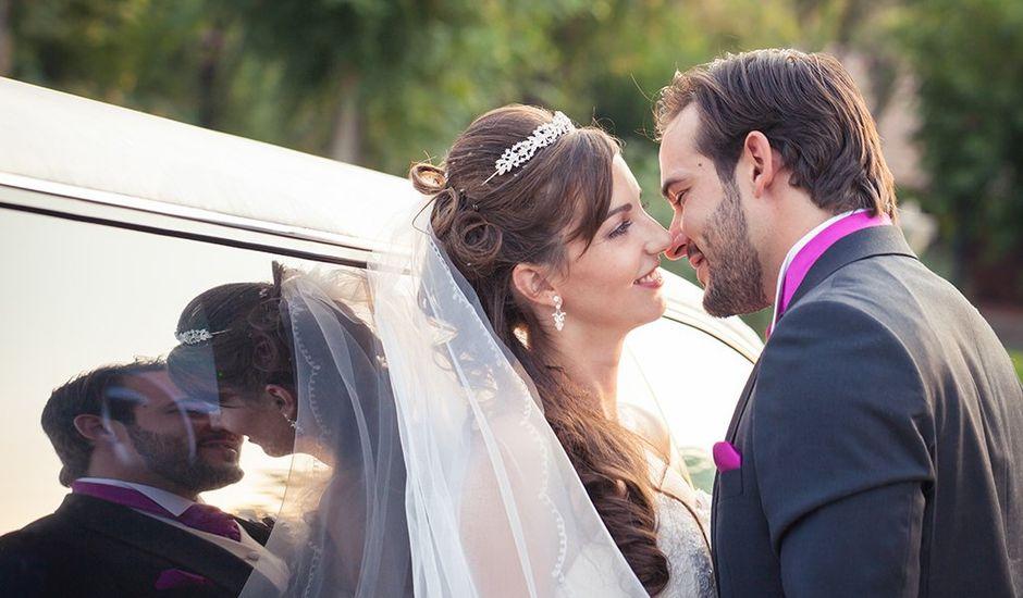 La boda de Esther y Alberto en Madrid, Madrid