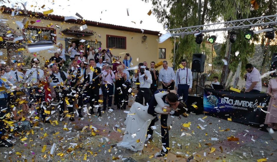 La boda de Paco y Vanesa en Olvera, Cádiz