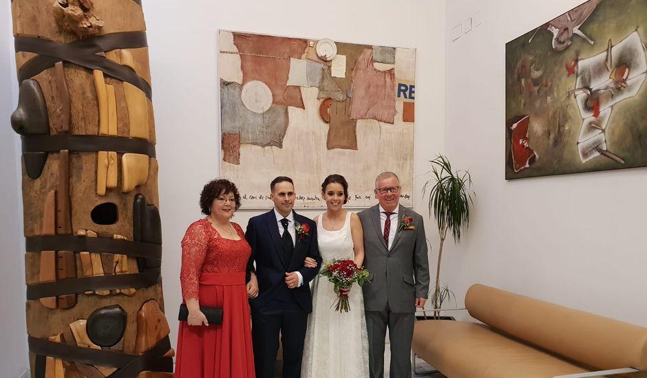 La boda de Rocío y Alberto en Montcada I Reixac, Barcelona