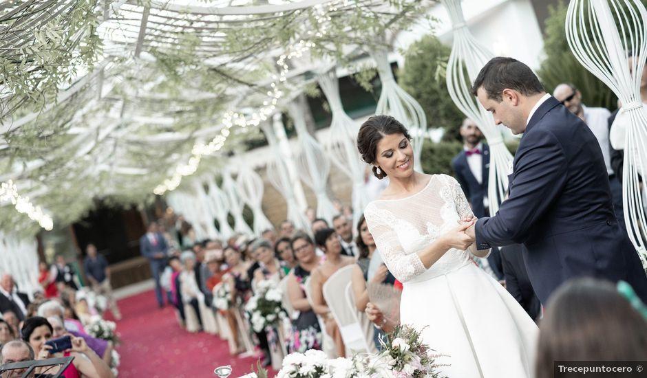La boda de Jose Ramón y Isa en Ubeda, Jaén