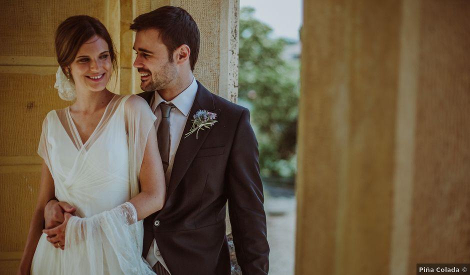 La boda de Íñigo y Pia en Banyeres Del Penedes, Tarragona