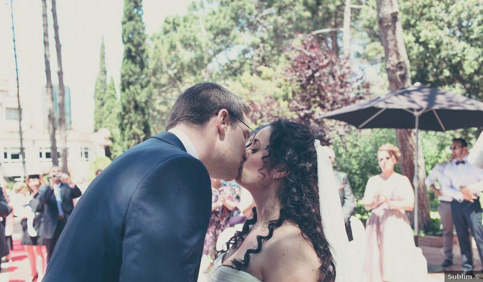 La boda de Ernesto y Cristina en Montbrio Del Camp, Tarragona