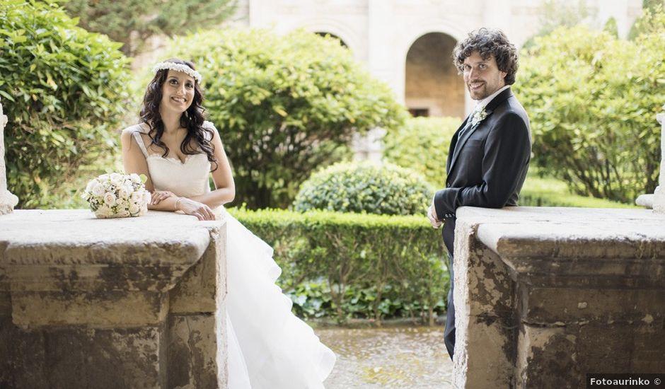 La boda de Carlos y Esther en León, León