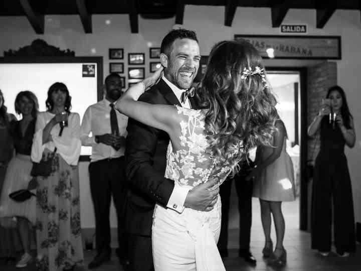 La boda de Chus y José Luis
