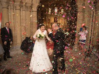 La boda de Gabriel y Marian