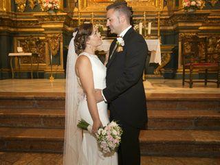 La boda de Marisa y Luis Fernando