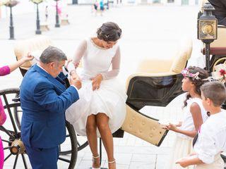 La boda de Rocio y Maykel 2