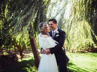 La boda de Vicky y Hogan