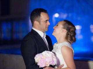 La boda de Mª José y Cesar