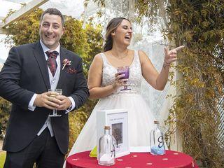 La boda de Lourdes y Ezequiel