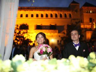 La boda de Cristal y David 1