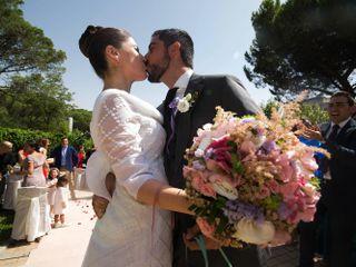La boda de Sandra y Christian