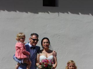 La boda de Valentina y Beppe 1