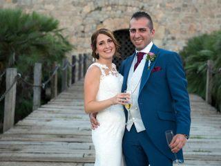 La boda de Manuel  y Estefanía  2