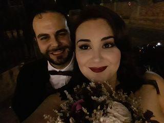 La boda de Francisco José y Rosa Maria