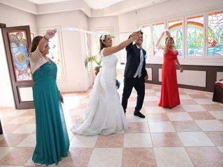 La boda de Irune  y Roberto  1