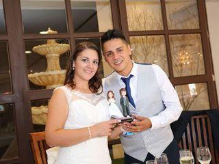 La boda de Irune  y Roberto