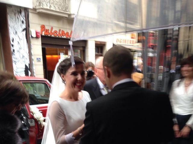 La boda de Marian y Gabriel en Pamplona, Navarra 4
