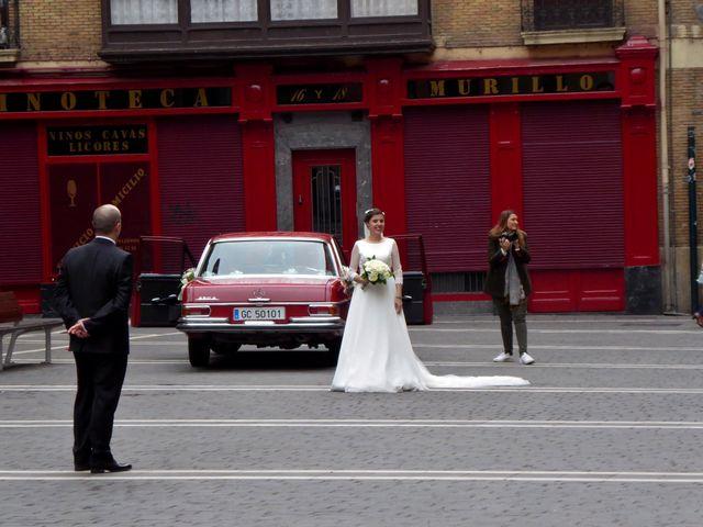 La boda de Marian y Gabriel en Pamplona, Navarra 6
