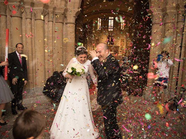 La boda de Marian y Gabriel en Pamplona, Navarra 9