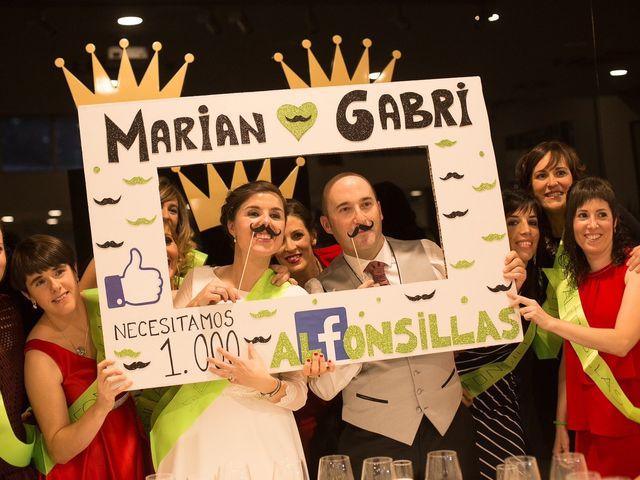 La boda de Marian y Gabriel en Pamplona, Navarra 10