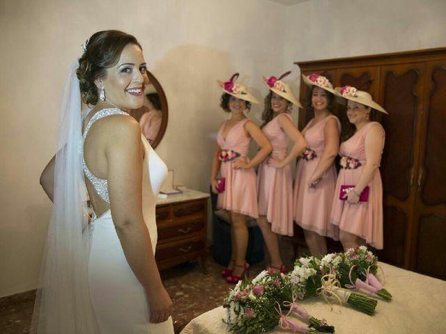 La boda de Luis Fernando y Marisa en Baños De La Encina, Jaén 1