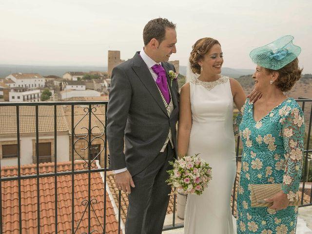 La boda de Luis Fernando y Marisa en Baños De La Encina, Jaén 2