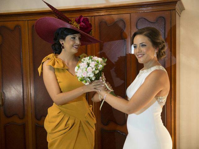 La boda de Luis Fernando y Marisa en Baños De La Encina, Jaén 6