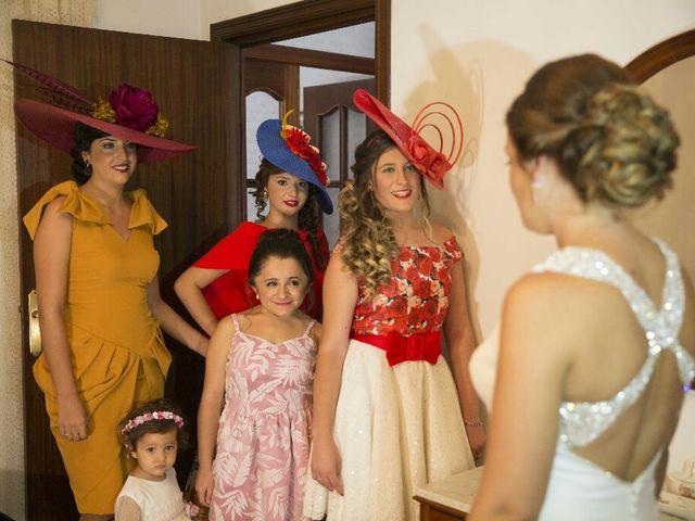 La boda de Luis Fernando y Marisa en Baños De La Encina, Jaén 7