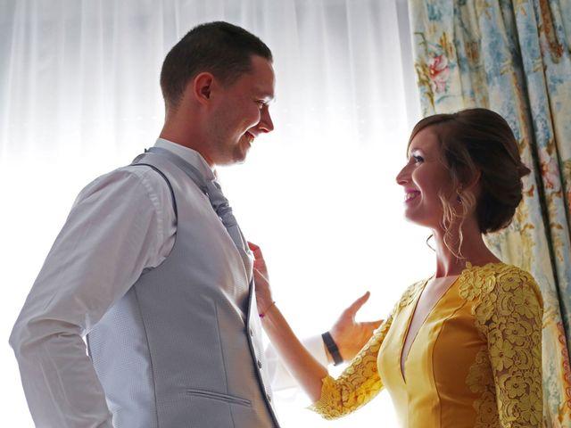 La boda de Joshua y Paula en Campillo De Altobuey, Cuenca 2