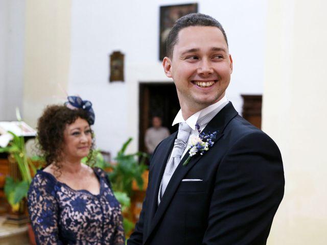 La boda de Joshua y Paula en Campillo De Altobuey, Cuenca 9