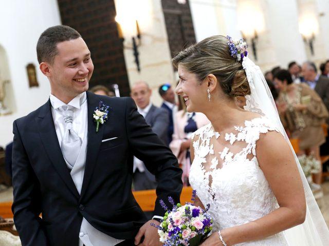 La boda de Joshua y Paula en Campillo De Altobuey, Cuenca 12