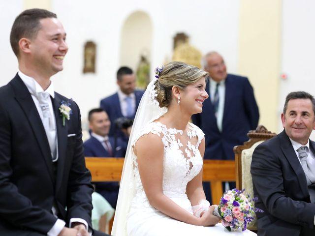 La boda de Joshua y Paula en Campillo De Altobuey, Cuenca 13