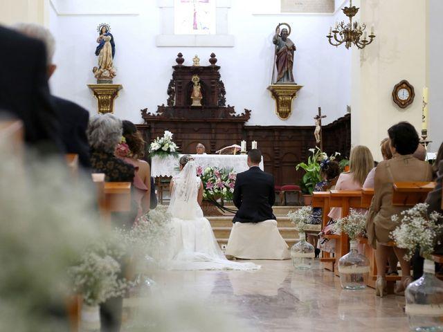 La boda de Joshua y Paula en Campillo De Altobuey, Cuenca 15